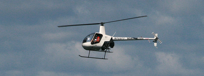 Helicopter lessons Houston, Texas | Helicopter Academy