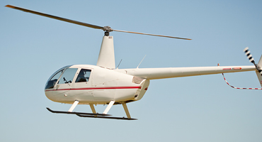 Helicopter training and pilot flight lessons